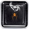 Wicked spider isot lautaset