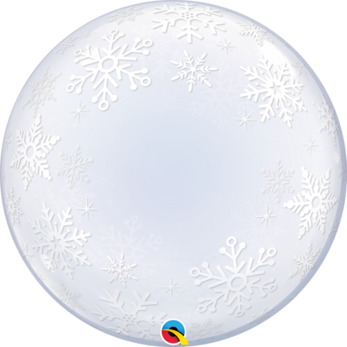Bubblepallo, Frosty snowflakes