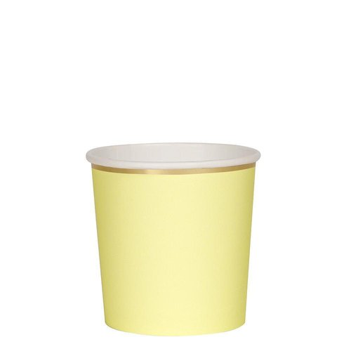 Octagonal pale yellow mukit