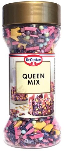 Dr Oetker koristerae, Queen mix 50g