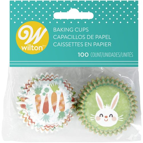 Wiltonin Bunny mini-muffinivuoat